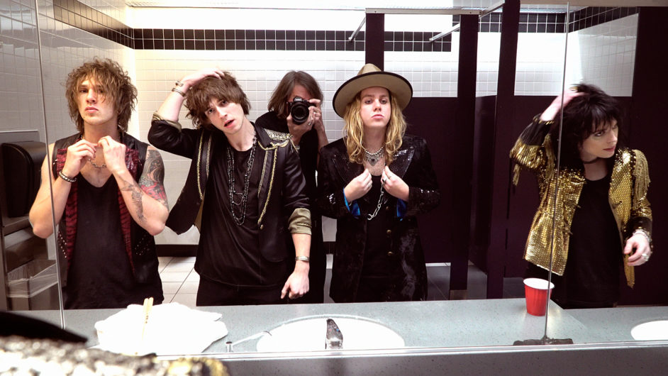 The Struts: glam rock is back