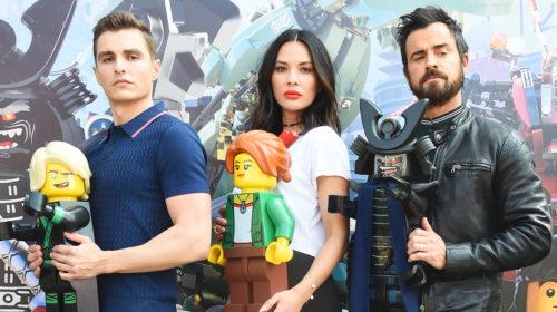 The Lego Ninjago Movie -Cast
