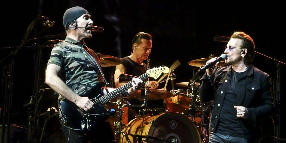 U2's Joshua Tree Tour at Olympic Stadium – Live Review