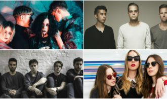Four bands to welcome September
