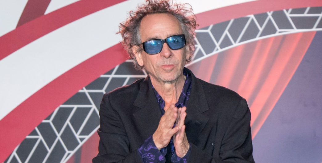 Tim Burton on Dumbo: «I've never liked the circus.»