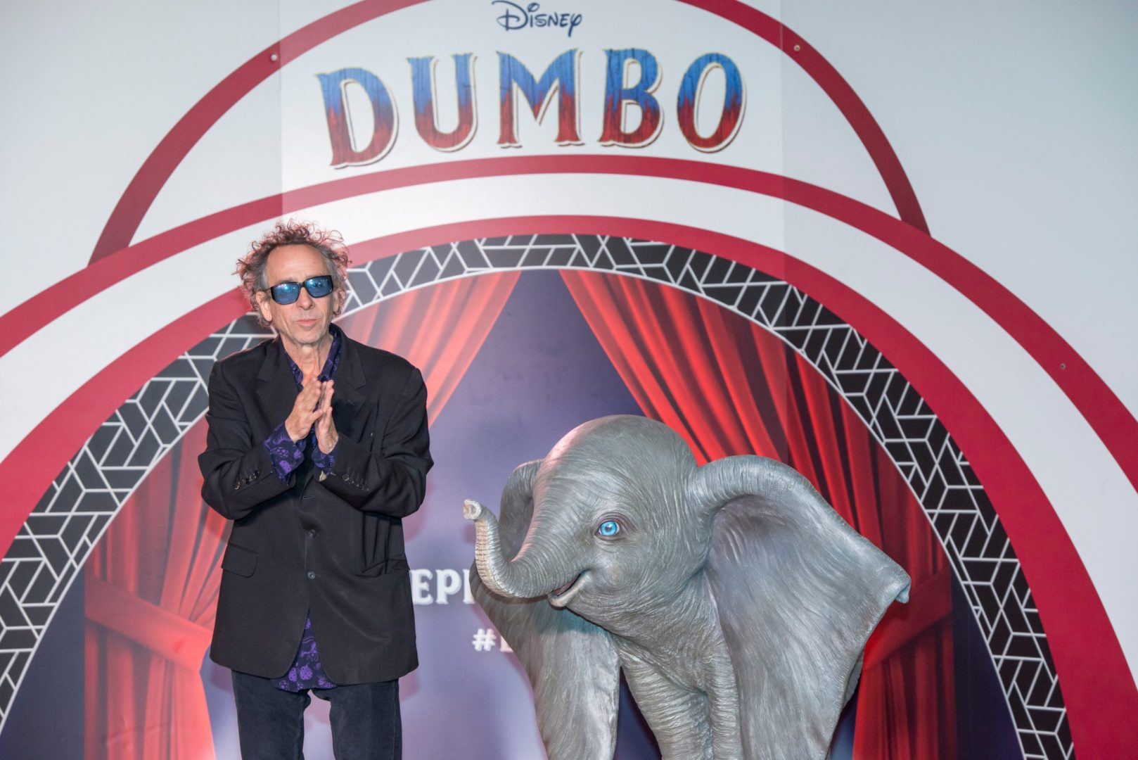 Tim Burton Dumbo