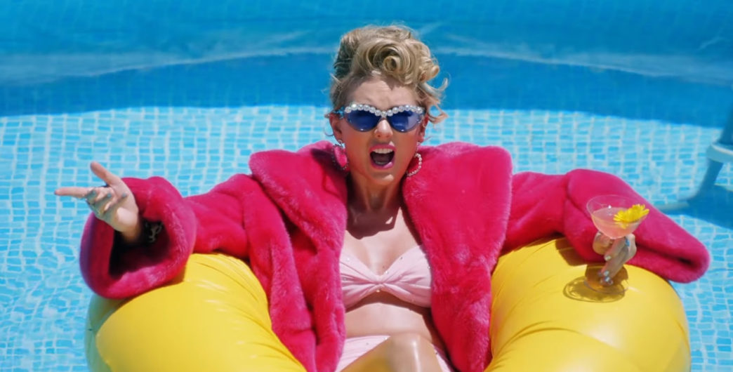 Taylor Swift releases celebrity-studded video for 'You Need To Calm Down'