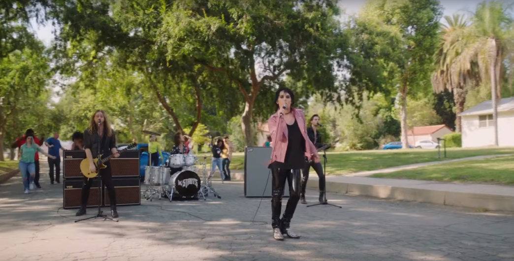 The Struts release new video for 'Dancing In The Street'