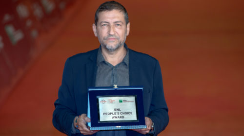 RFF14: Alessandro Piva 's Sainthood Now wins BNL People's Choice Award