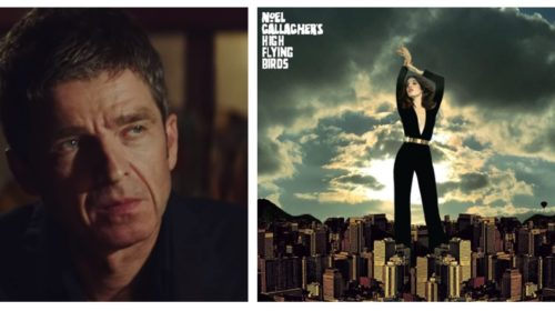 Noel Gallagher's High Flying Birds: Blue Moon Rising EP